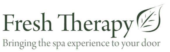 Fresh Therapy Pamper Party Logo